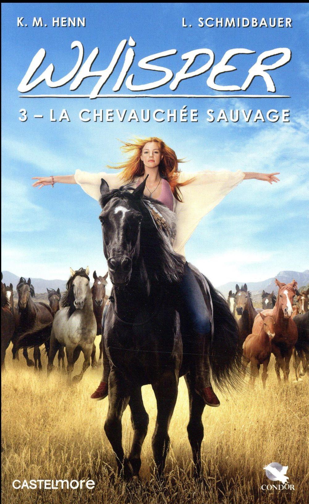 WHISPER, T3 : LA CHEVAUCHEE SAUVAGE