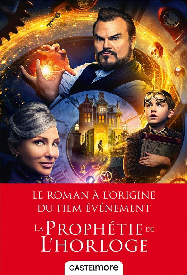 LES AVENTURES DE LEWIS BARNAVELT, T1 : LA PROPHETIE DE L'HORLOGE