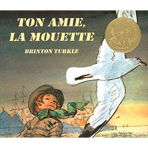 TON AMIE, LA MOUETTE