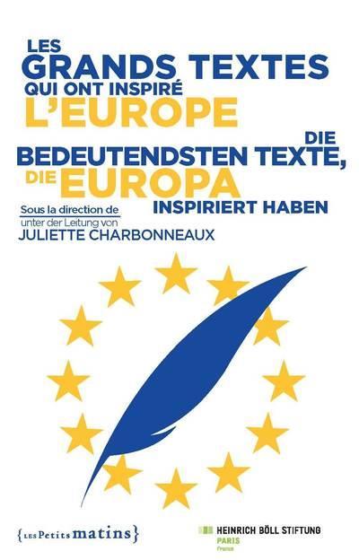 GRANDS DISCOURS QUI ONT FONDE L EUROPE