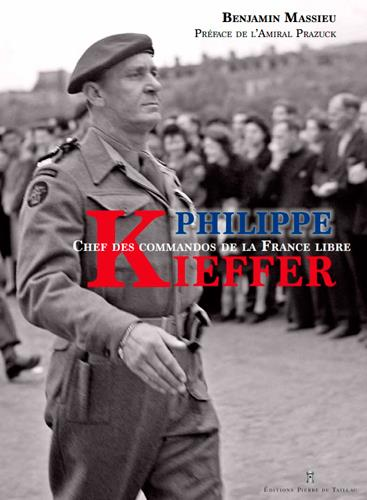 PHILIPPE KIEFFER - CHEF DES COMMANDOS DE LA FRANCE