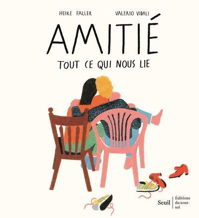 AMITIE. TOUT CE QUI NOUS LIE