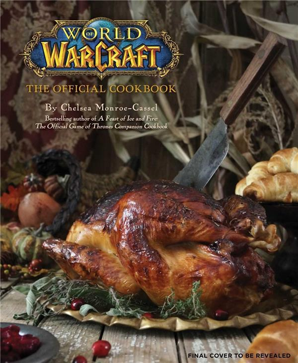 WORLD OF XARCRAFT COOKBOOK