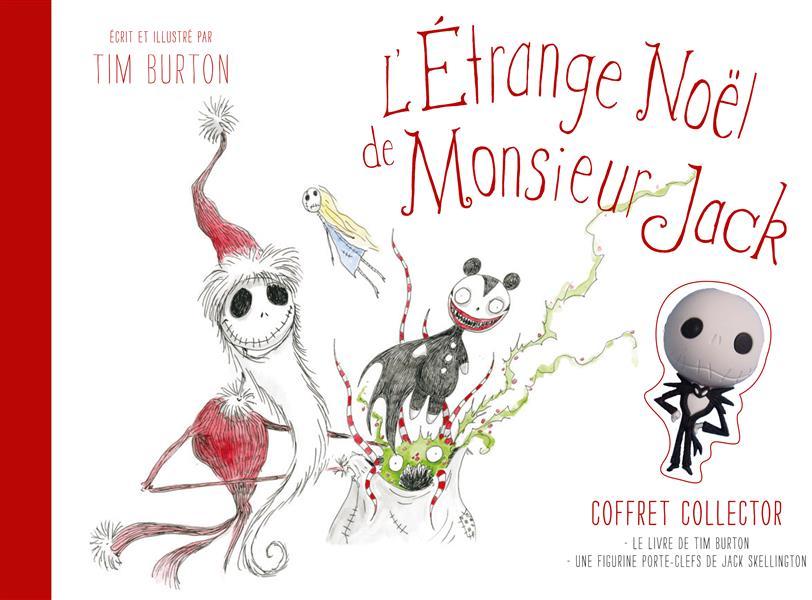 COFFRET COLLECTOR L'ETRANGE NOEL DE M. JACK