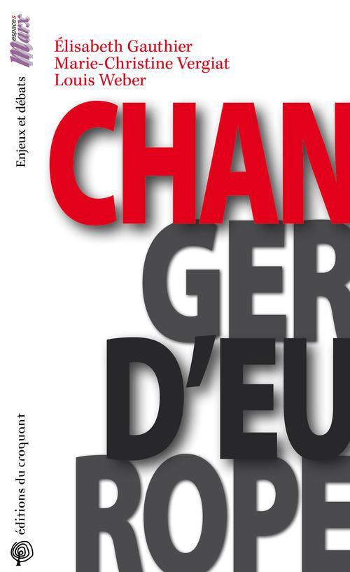 CHANGER D EUROPE