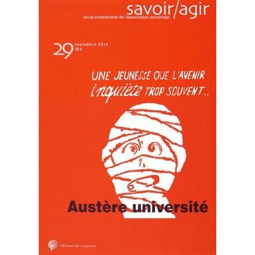 SAVOIR AGIR N 29