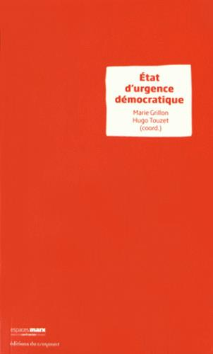 ETAT D URGENCE DEMOCRATIQUE