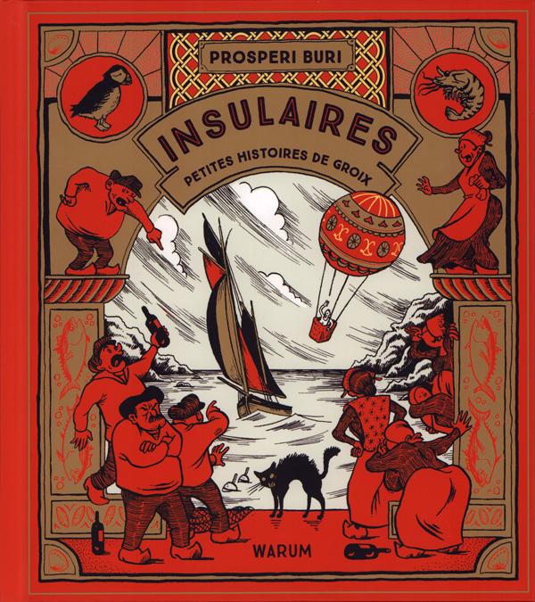 INSULAIRES - PETITES HISTOIRES DE GROIX
