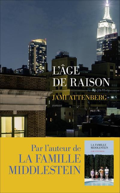 L'AGE DE RAISON