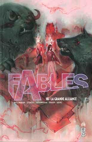 FABLES T16 - VERTIGO CLASSIQUES