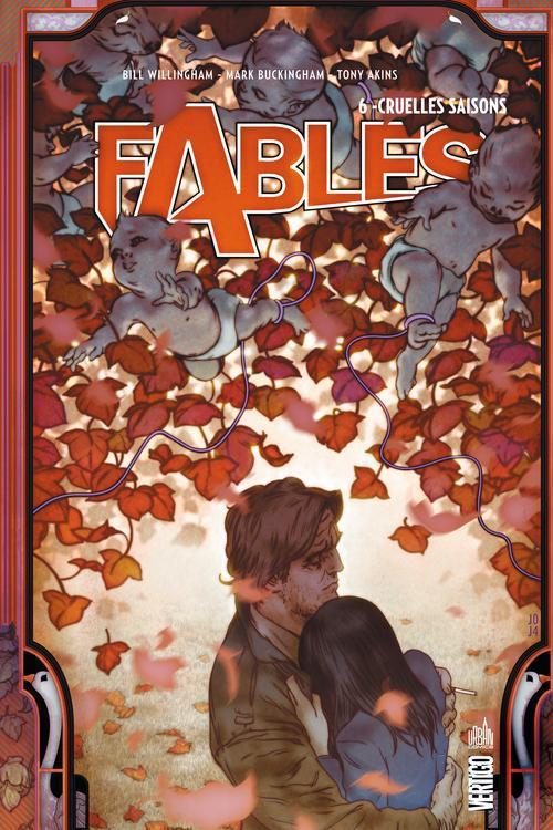 FABLES T6 - VERTIGO CLASSIQUES