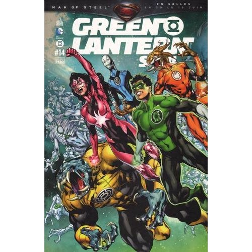 GREEN LANTERN SAGA 14