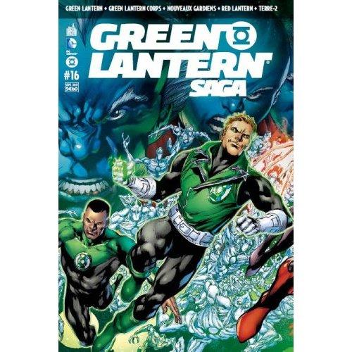 GREEN LANTERN SAGA 16