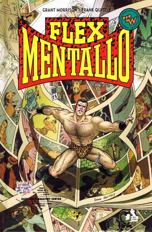 FLEX MENTALLO - VERTIGO DELUXE