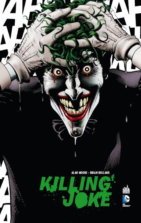 KILLING JOKE - DC DELUXE