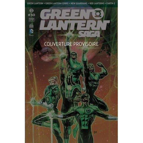 GREEN LANTERN SAGA 30