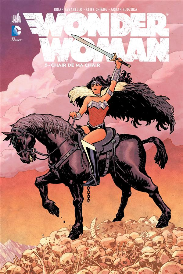 WONDER WOMAN TOME 5