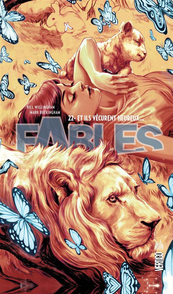 FABLES TOME 22 - VERTIGO CLASSIQUES
