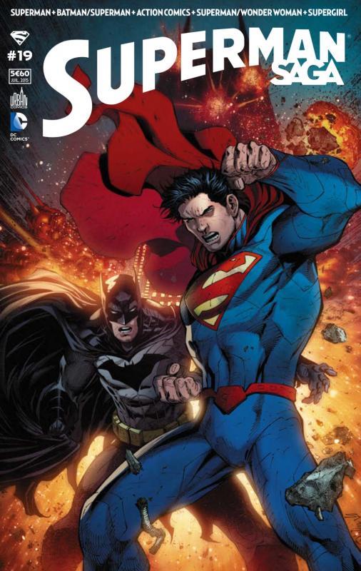 SUPERMAN SAGA 19