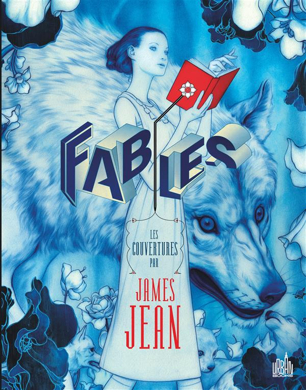 THE COMPLETE COVERS BY JAMES JEAN