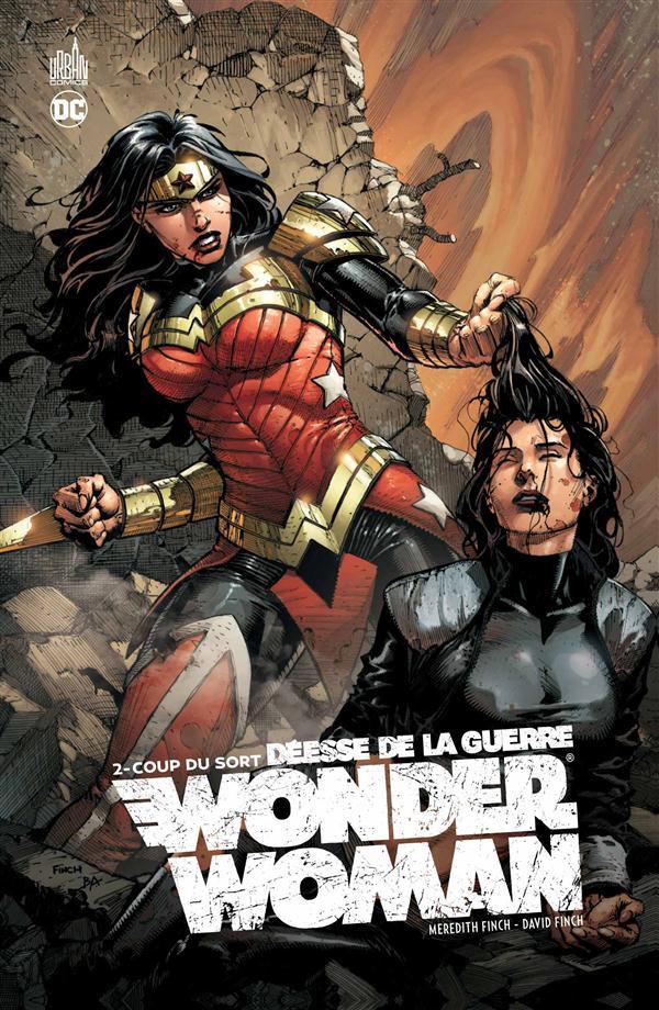 WONDER WOMAN, DEESSE DE LA GUERRE TOME 2
