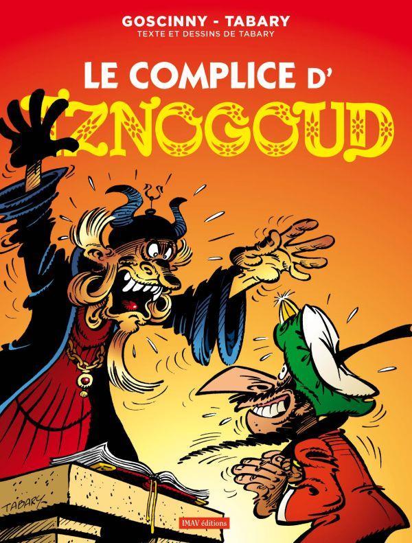 IZNOGOUD T18 LE COMPLICE D'IZNOGOUD
