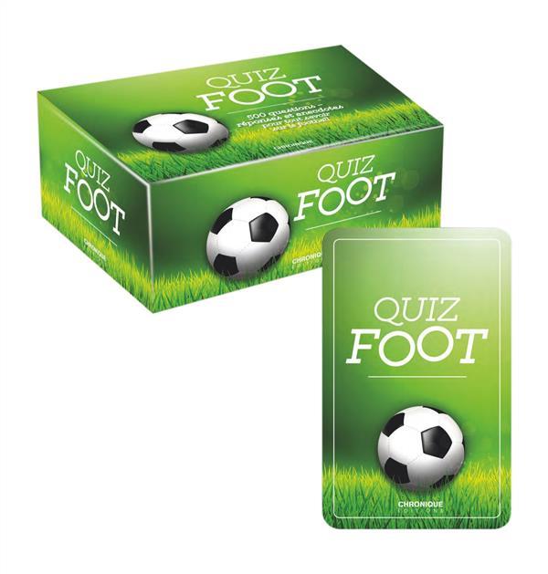 QUIZ FOOT