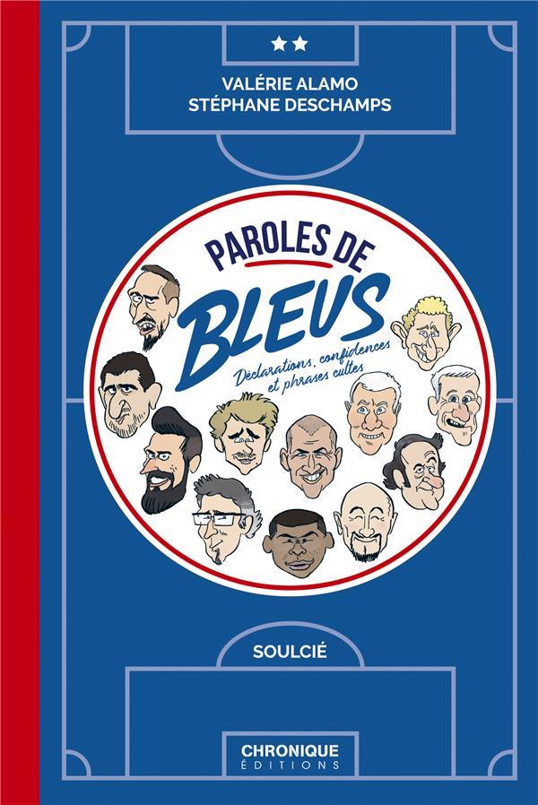 PAROLES DE BLEUS