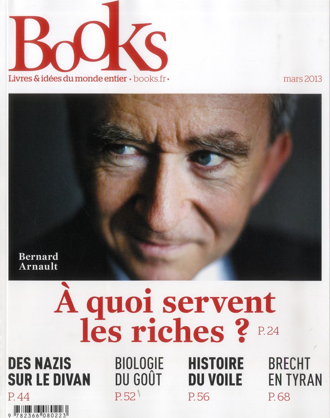 BOOKS N 41 MARS 2013