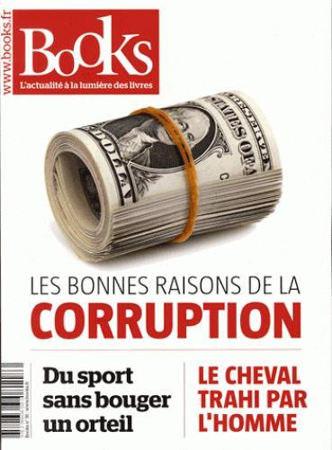BOOKS N 91 SEPTEMBRE/OCTOBRE - LES RESSORTS DE LA CORRUPTION