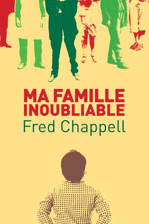 MA FAMILLE INOUBLIABLE