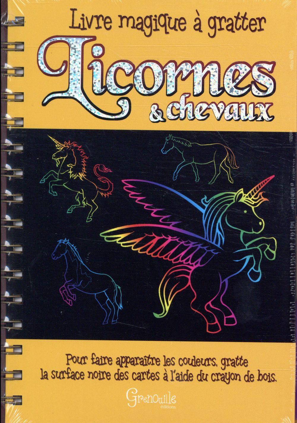 LICORNES & CHEVAUX