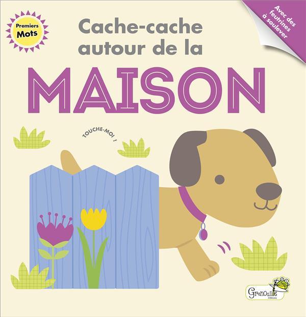 CACHE-CACHE AUTOUR DE LA MAISON