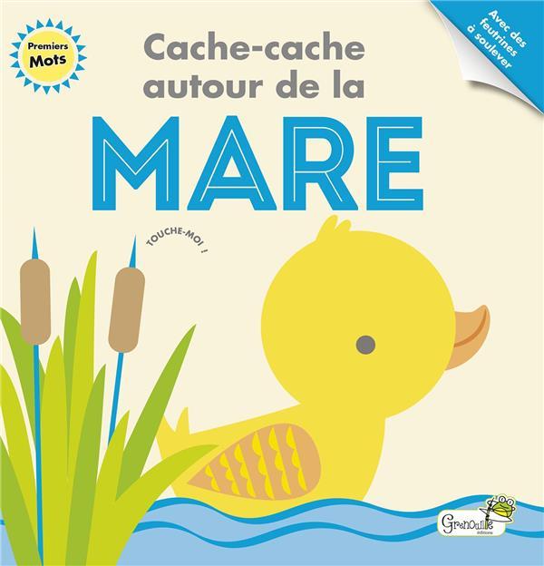 CACHE-CACHE AUTOUR DE LA MARE