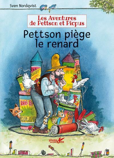 PETTSON PIEGE LE RENARD
