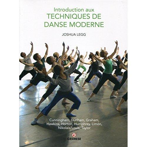 INTRODUCTION AUX TECHNIQUES DE DANSE MODERNE