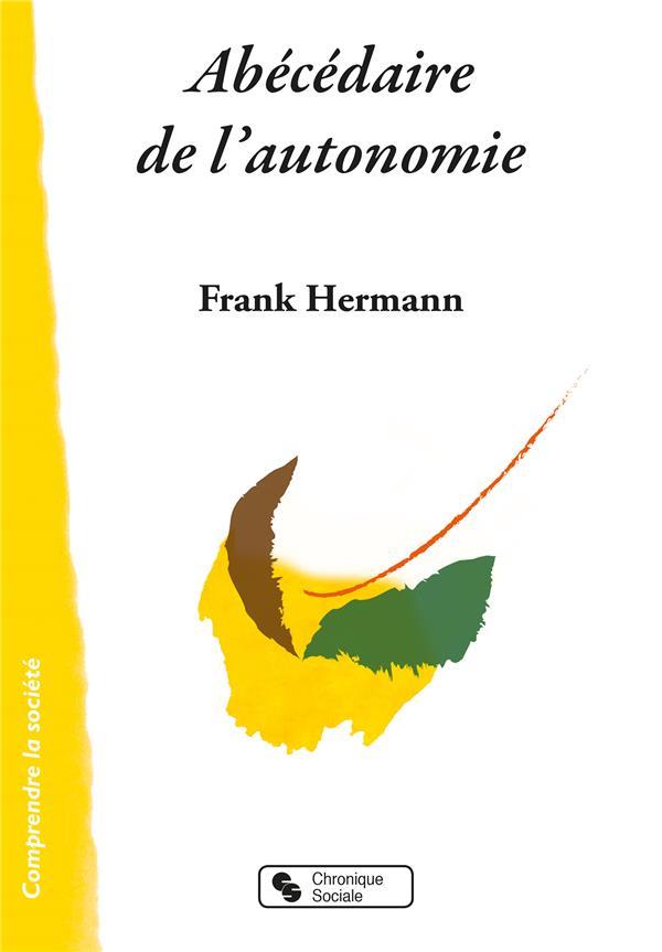 ABECEDAIRE DE L'AUTONOMIE
