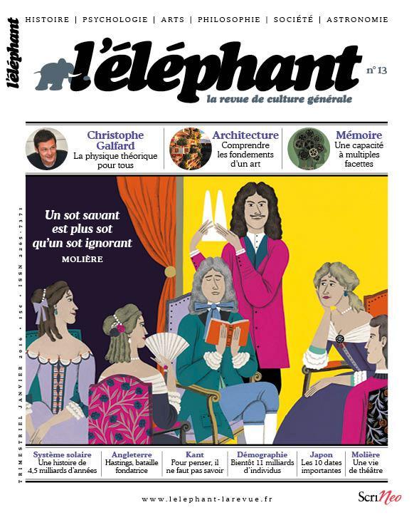 L'ELEPHANT : LA REVUE 13