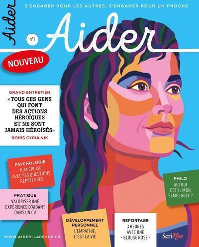 AIDER - NUMERO 1 LA REVUE JUIN 2017