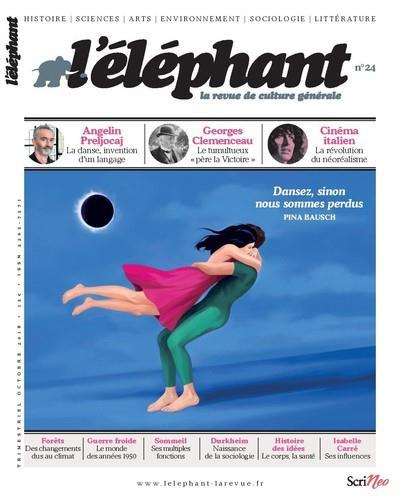 L'ELEPHANT - NUMERO 24