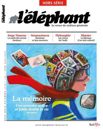 L'ELEPHANT HORS-SERIE - LA MEMOIRE