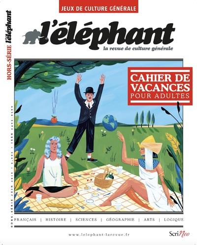 L'ELEPHANT HORS-SERIE JEUX - NUMERO 6 - JUIN 2019