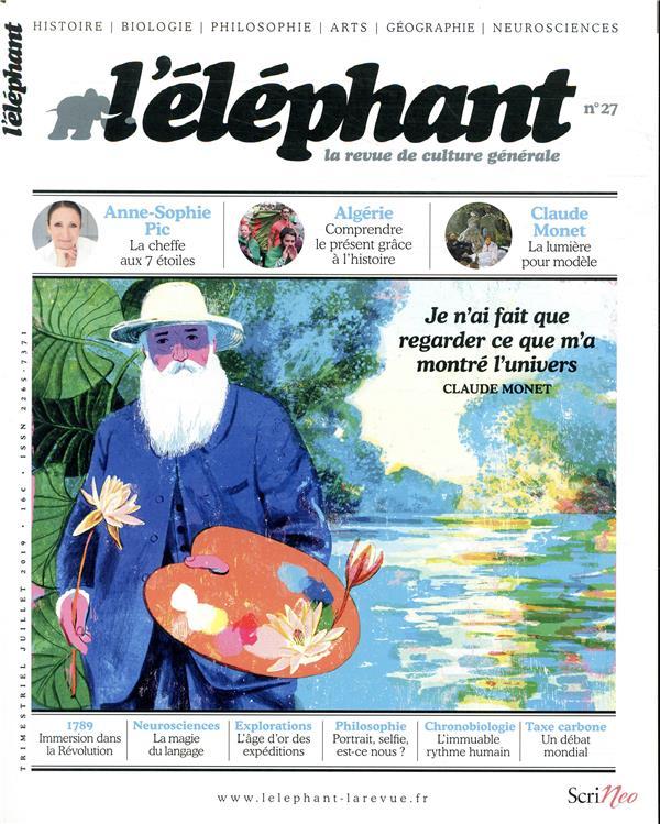L'ELEPHANT - LA REVUE NUMERO 27