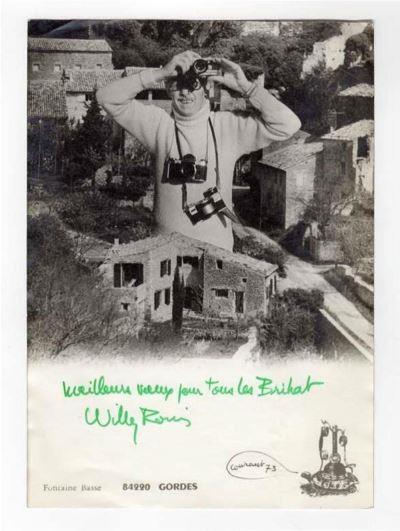 BONNE ANNEE - LES CARTES DE VOEUX DES GRANDS PHOTOGRAPHES