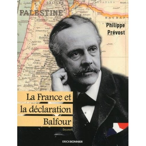 LA FRANCE ET LA DECLARATION BALFOUR