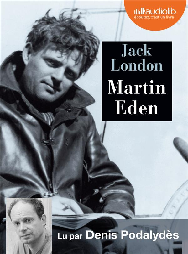 MARTIN EDEN - LIVRE AUDIO 2 CD MP3