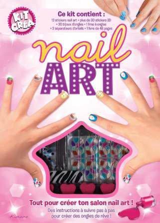 NAIL ART (COLL. KIT CREA)