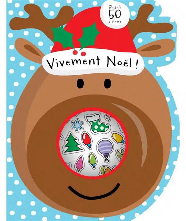 VIVEMENT NOEL ! (COLL. COLORIAGES)