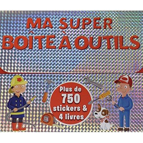 MA SUPER BOITE A OUTILS (COLL. STICKERS ET ACTIVITES)