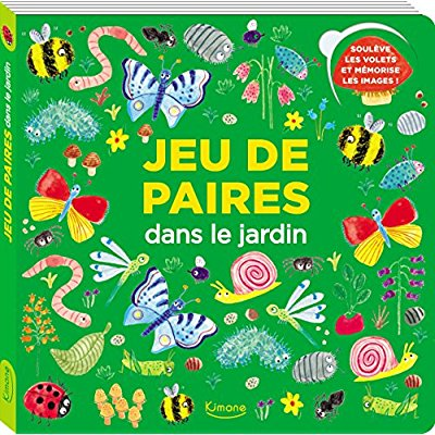 DANS LE JARDIN (COLL. JEU DE PAIRES)